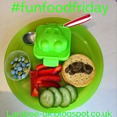 LarabeeUK: |COOK|fun food friday - car lunch