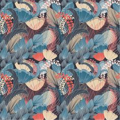 Patterns by Millie Marotta, via Behance