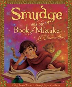 Smudge and the Book of Mistakes: A Christmas Story (eBook) Online Books For Kids, Books Online, Holiday Pictures, Books To Buy, Children And Family, A Christmas Story, Historical Fiction, Book Gifts, Great Books