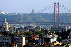 If you're looking for culture, Lisbon, Portugal is a dream destination. It became the eighth country in the world and the sixth in Europe to legally recognize gay marriage in 2010. #gay #honeymoon #travel