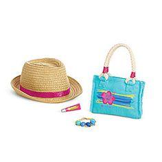 American Girl® Accessories: Seaside Tote Set