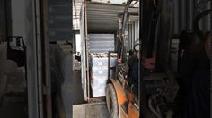 Bonnell Spring Loading Container Meimeifu Mattress Factory