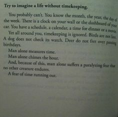 Funny pictures about You can't imagine a world without timekeeping. Oh, and cool pics about You can't imagine a world without timekeeping. Also, You can't imagine a world without timekeeping. Great Quotes, Quotes To Live By, Inspirational Quotes, Motivational, Fast Quotes, Awesome Quotes, Thought Provoking, Beautiful Words, Beautiful Things