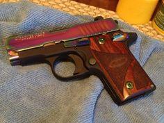 My, Sig Sauer P238 Rainbow Find our speedloader now! http://www.amazon.com/shops/raeind