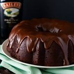 Irish Chocolate Coffee Bundt Cake Recipe | Baked by an Introvert