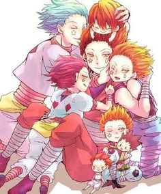 Hisoka 's' , Hunter x Hunter