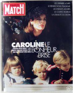 Princesse Caroline de Monaco, Charlotte Casiraghi, Pierre Casiraghi, Andrea Casiraghi