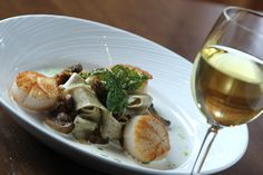 Jack's Restaurant in Monterey is known for its same-day-fresh seafood, from sea to plate. Check it out at the Portola Hotel & Spa.