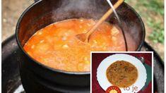 Chystajte tej najväčší hrniec, ktorý doma máte – toto je legenda: Silvestrovská kapustnica super deluxe špeciál! Cheeseburger Chowder, Fondue, Soup, Ethnic Recipes, New Years Eve, Soups
