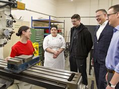 ON: Six Nations Polytechnic to deliver apprenticeship training for three trades: general machinist, cook and welder. Six Nations, Old Mother, Nine Months, Education And Training, Secondary School, Local News, Training Programs, Ontario, Student