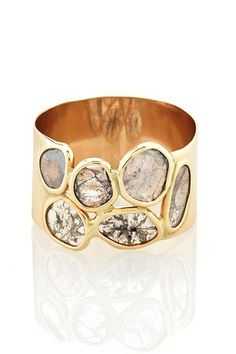 25 Unique Rings For The Offbeat Bride #refinery29  http://www.refinery29.com/67769#slide-18  ...