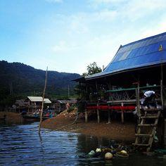 Ang Thong National Marine Park Ko Samui, Thailand Travel, National Parks, Villa, Cabin, House Styles, Outdoor Decor, Instagram, Thailand Destinations
