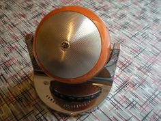 Vintage 1960s GE General Electric Space Age Mid-Century Mod AM Tranistor Radio by retrowarehouse, $45.00
