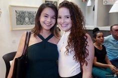 Caroline Araujo e Fernanda Girao