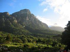 Natural beauty! Kirstenbosch Gardens, Cape Town