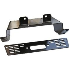 "Polaris Mini Ranger 400 500 EV Winch Mount (Standard) by KFI Products. $50.25. 100% Made In USAConstructed of 3/16"" steelUnlike all other mount competitors our mounts are metal bead blasted before they are powder coated for the best possible finish prepPowder coated black for supreme durabilityAll mounting hardware includedVery easy to installComplete installation instructions includedSatisfaction guaranteedAll items are sold individually unless specifically described otherwise ..."