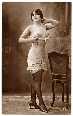 Boudoir Cards - French Postcards - published by GA (Georges Agélou)
