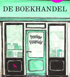 In 'De boekhandel' van Penelope Fitzgerald opent een oudere vrouw een boekhandel in een klein dorpje, maar krijgt daarbij veel tegenslagen te verduren. 107/53