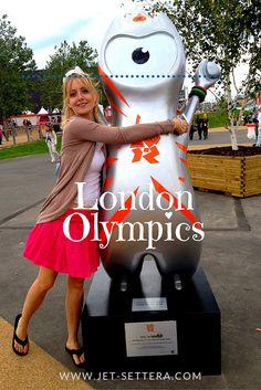 Read more about the London Olympics in the company of Prince Albert. Watched…