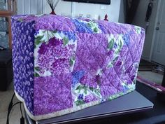 (Quilting Tutorial) Sewing Machine Cover PART 1 (Video 115) - YouTube