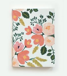 Journal cover by Rifle Paper Co.