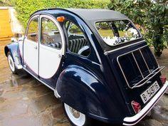 Citroën - 2 CV AZAM 6 - 1967
