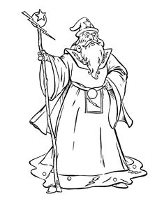 sorcerer coloring pages this fantasy and medieval coloring page shows a wizard with his magic
