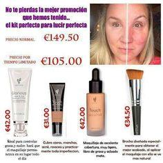 El especial de este mes!!!! Los cuatro fabulosos. Imprescindibles para un maquillaje impecable!!!! Lista para enamorarte de Younique?!??   https://www.youniqueproducts.com/CarolinaSanz  #younique #españa