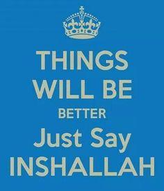 InshAllah <3