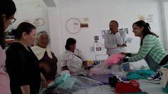 #Imepp AC Charla del grupo Mujeres Artesanas Sustentables con funcionarios de la Secretaria de Desarrollo Economico