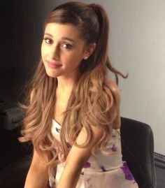 Arianas such a doll. c: ily! #true arinator or tiny elephant c;