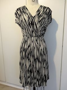McCall's 6744 Dress (out of print)