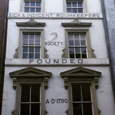 Dublin City's oldest surviving charity. The society was one of many that were established in Georgian Dublin to relieve the poverty that pervaded the city at that time.