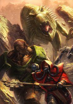 inquisitor warhammer 40000