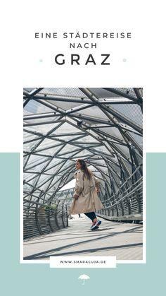 Eine Städtereise in die UNESCO City of Design Graz - Ausstellungen, Museen und Hotspots wie Cafés, Vintage Shops und Märkte #Österreich #Graz #Steiermark #Citytrip Austria Travel, Travel Europe, Travel Destinations, Austria Holidays, Vintage Shops, Travel Inspiration, Muse, Places To Visit, Louvre