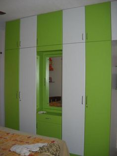 Welcome to Ramya Modular Kitchen & Interiors - TV Unit Box Wall Wardrobe Design, Wardrobe Door Designs, Bedroom Closet Design, Girls Bedroom Furniture, Wardrobe Furniture, Pooja Room Door Design, Home Room Design, Wall Cupboard Designs, Almirah Designs