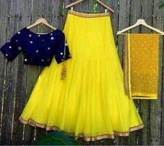 Elegant Fashion Wear Explore the trendy fashion wear by different stores from India Yellow Lehenga, Red Lehenga, Lehenga Choli, Anarkali, Lehenga Blouse, Bridal Lehenga, Choli Dress, Lehenga Skirt, Lehenga Style