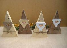 Deko-Objekte - ♥♥ Wichtelgeschenk Weihnachtsmann / Nikolaus ♥♥ - ein Designerstück von Sternenglanz-Clemens bei DaWanda