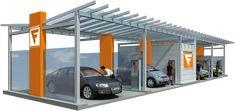 intro_flayer_bg Mechanic Shop, Mechanic Garage, Carport Designs, Garage Design, Self Service Car Wash, Car Expo, Automatic Car Wash, Car Shed, Hand Car Wash