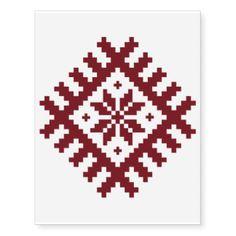 Shop Traditional Latvian Folk Design Symbols Tattoos created by Ilze_Lucero_Designs. Korean Outfit Street Styles, Korean Street, Korean Outfits, Palestinian Embroidery, Cross Stitch Pillow, Note Tattoo, Sun Moon Stars, Symbolic Tattoos, Diy Pillows