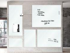 die besten 25 glas whiteboard ideen auf pinterest wei e. Black Bedroom Furniture Sets. Home Design Ideas