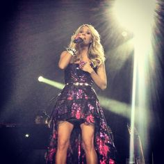 Blown Away Tour 2012 Love this dress so much...want!!