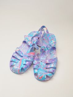 Anntian Hand Dyed Sandals