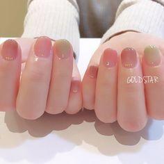 Brilliant Gel Nail Designs For Women Pink Nail Designs, Nail Designs Spring, Bright Summer Nails, Spring Nails, Cute Pink Nails, Pretty Nails, Glitter Gel Nails, Cool Nail Art, Nail Arts
