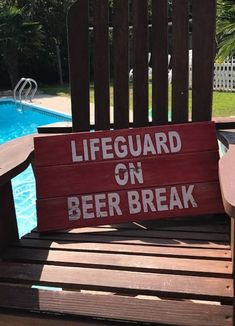 46 Ideas For Backyard Pool House Summer Swimming Pool Signs, Swimming Pools, Swimming Pool Landscaping, Landscaping Around Pool, Swimming Pool House, Pool Deck Decorations, Pool House Decor, Patio Signs, Backyard Signs
