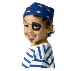 Pirate Birthday step by step Pirate Crafts, Kids Makeup, Face Painting Designs, Pirate Birthday, Maquillage Halloween, Pet Costumes, Costume Makeup, Halloween Make Up, Face Art