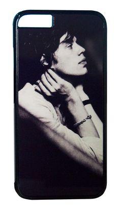 【The Rolling Stones】ザ・ローリング・ストーンズ ミック・ジャガー iPhone6/6s ハードカバー(B)