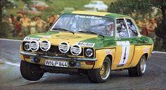 Opel A Ascona rally