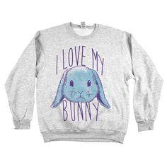 'I Love My Bunny'