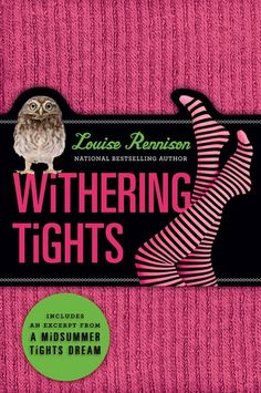 Withering Tights with Bonus Material  By Louise Rennison